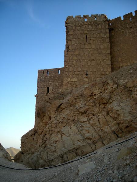 Qala'at ibn maan fortress, Tadmor (Palmyra)