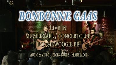 2014-11 | Bonbonne Gaas live @ boogiewoogie.be