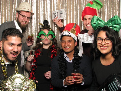 Boomtown Holiday Party