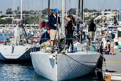 Balboa Yacht Club   Sunkist # 3 Big Boats