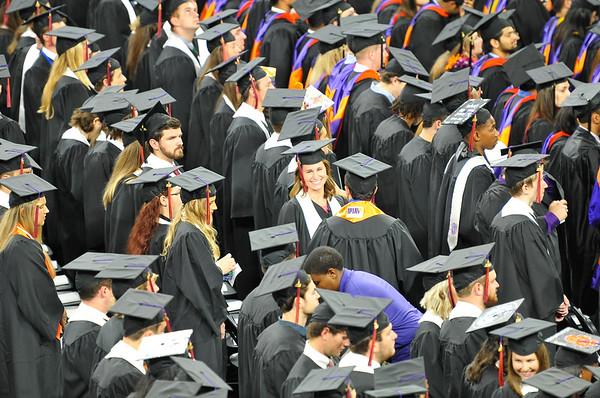 Madyson & Andrew Graduation