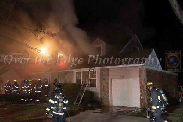 Westbury House Fire 03/01/2020