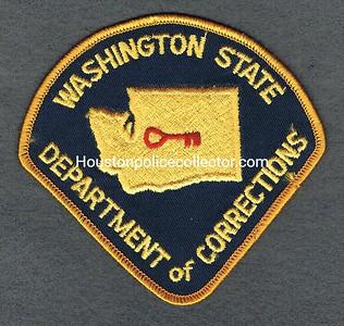 Washington Dept of Corrections