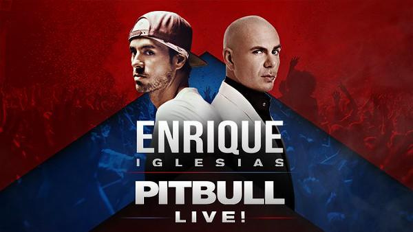 Enrique & Pitbull - 2017