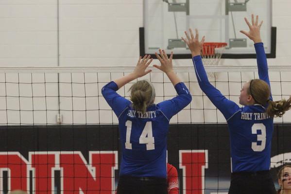 Cardinal Volleyball Vs. Holy Trinity