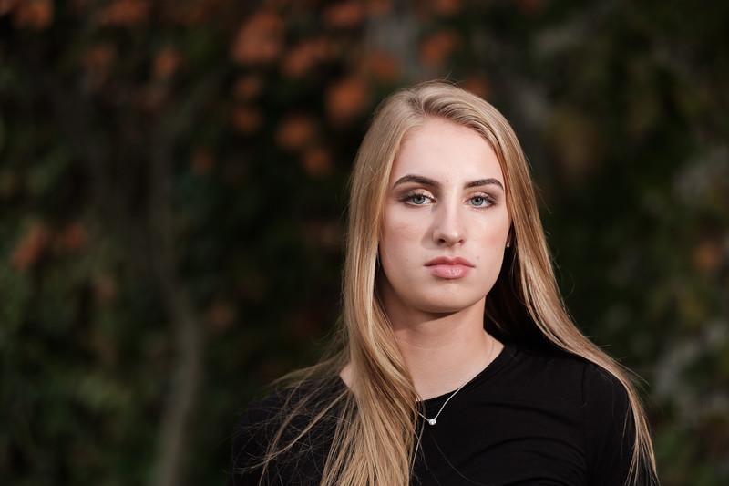 Katelyn's fall senior photos