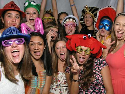2014-07-27, Summer's Grad Party