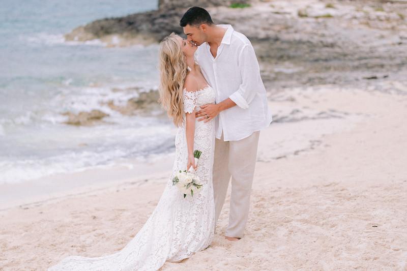 Lush Caribbean Beach Destination Wedding Sandals Royal Bahamian   0050.jpg