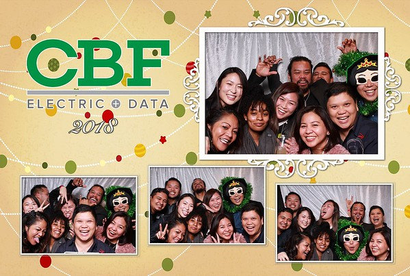 CBF Holiday Party 2018