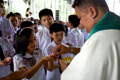 Opening of the School Year Mass SY 2014-2015