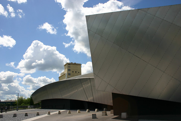Imperial War Museum in the North