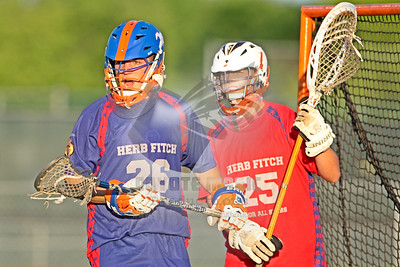 6/17/2016 - Herb Fitch Section 5 Boys Senior All Star Game - Victor High School, Victor, NY