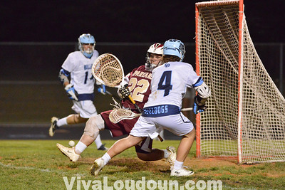 Boys Lacrosse - Broad Run at Stone Bridge Conference 14 Finals (Photos By Tom Lighton)