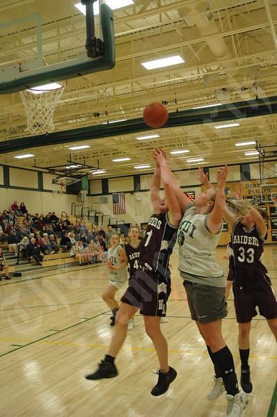MDI Girls Basketball Scrimmage with Washington Academy
