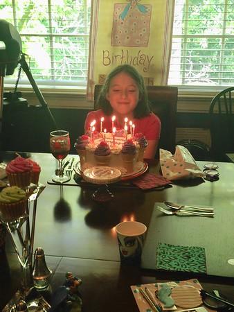 Savannah 11 years