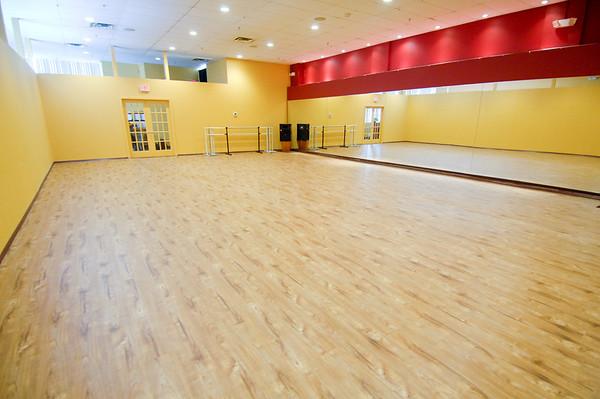 20150203 - Dance Dimensions - New Floor