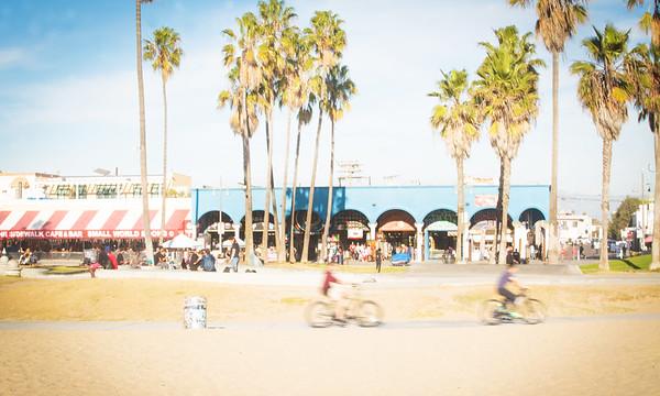 VENICE BEACH/SANTA MONICA 2015