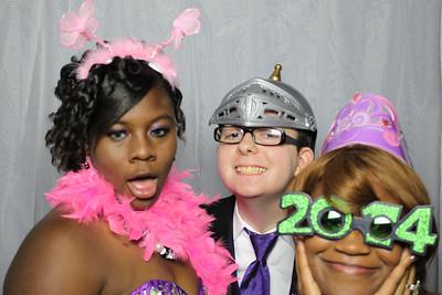 Chireno Prom 2014