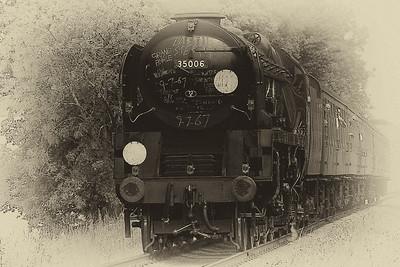 Mid-Hants Railway End of Steam Gala: July 2017.