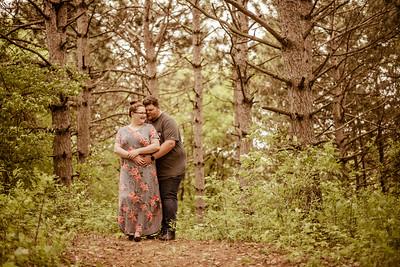 Kyle + Katie | Engagement