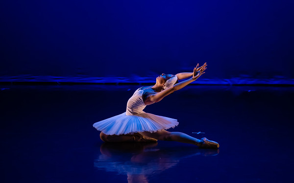 """07 - """"The Dying Swan"""" Eugene Youth Ballet"""