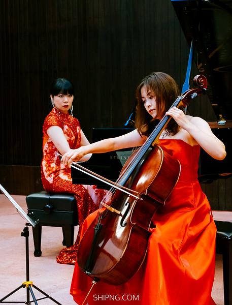 Cello Piano Duo