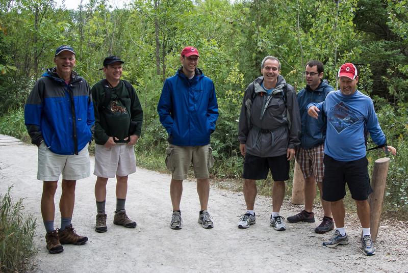 Bruce Trail Hike