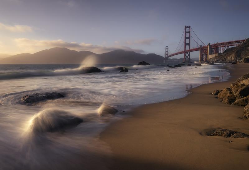 Sun Wisps    San Francisco