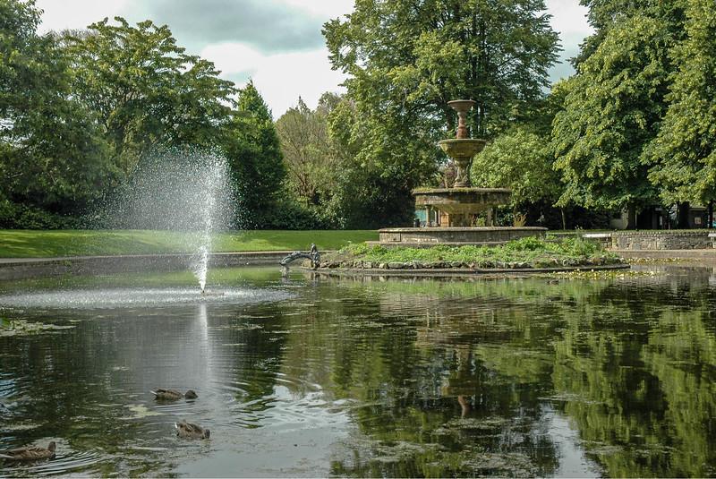 Fitzgerald Park in Cork Ireland