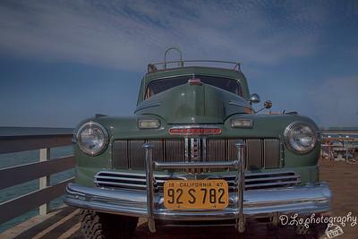 Woody Car Exhibit - 7/19/2015