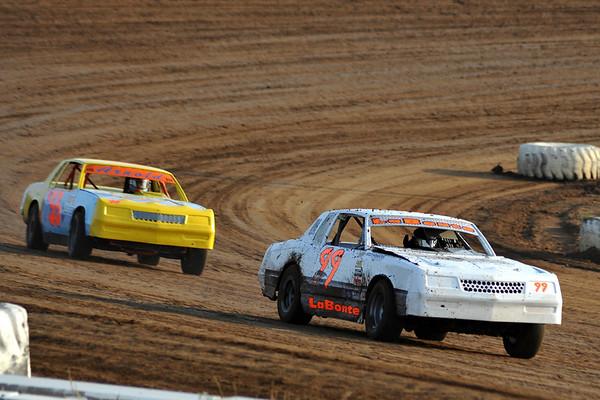 2013 06-22 MLRA Late Models Thunderhill Speedway