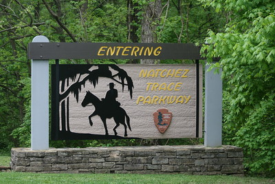 Natchez Trace Parkway in Tennessee