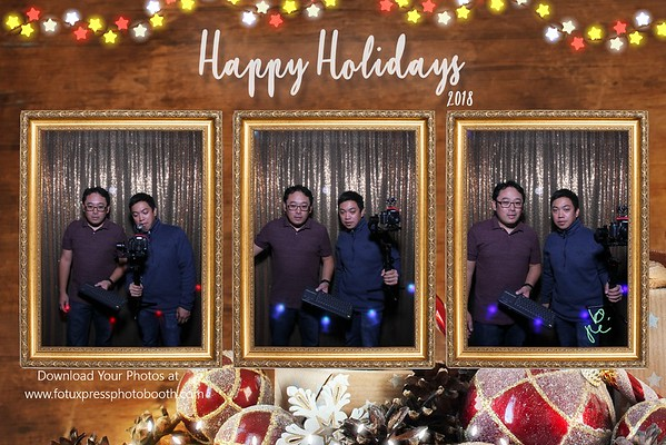 Private Holiday Party