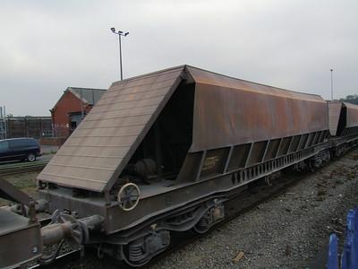 JGA (BHQ) - Bogie Aggregate Hopper Wagon