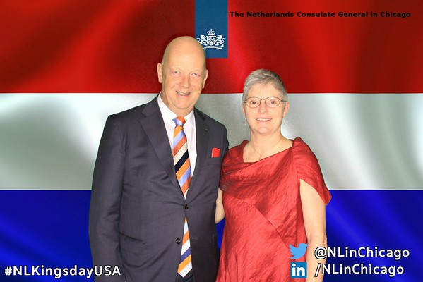 """The Netherlands Consulate General In Chicago 2018 """"Photo Booth"""""""