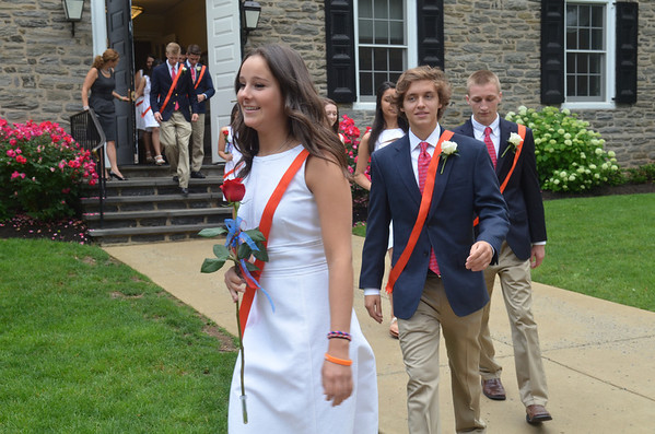 2014 Germantown Academy graduation