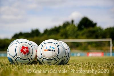 Blackfield & Langley vs Eastleigh  FC