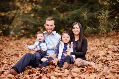Hoang Mullins Family 2019