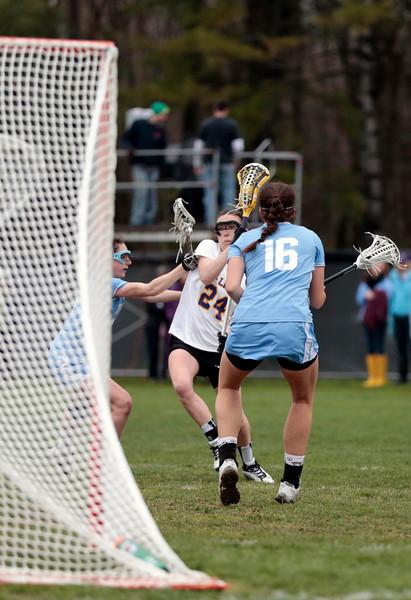 Williams vs. Tufts Women's Lacrosse-042614