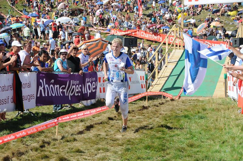 WOC 2011, relay