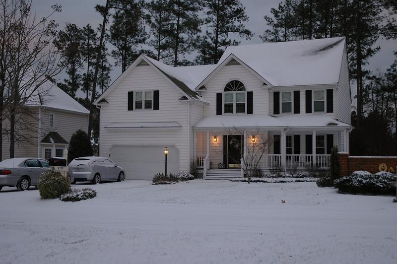 1/19/2005 Snow on Oak Mill