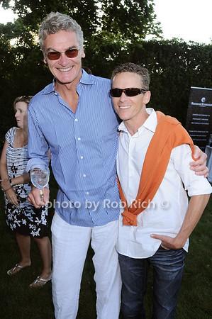 Michael Selleck, Eric Schiff photo by Rob Rich © 2010 robwayne1@aol.com 516-676-3939