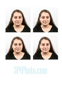 Hailey - Passport Pics