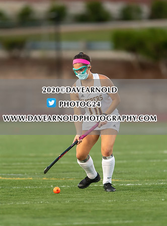 10/14/2020 - Varsity Field Hockey - Dover vs Portsmouth