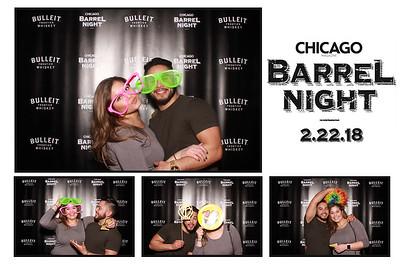 Chicago Magazine Barrel Night February 22, 2018