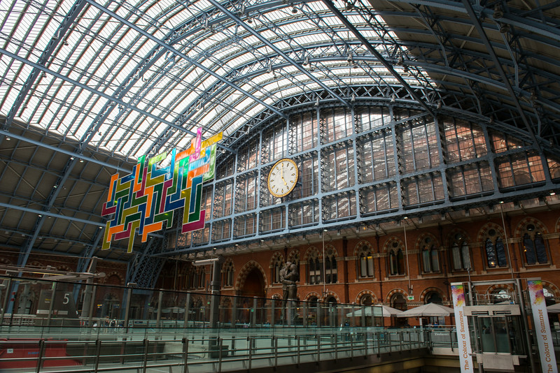 St Pancras Station - Central London