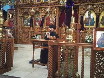 04.16.16 The Life of Saint Mary of Egypt, Father Agathangelus