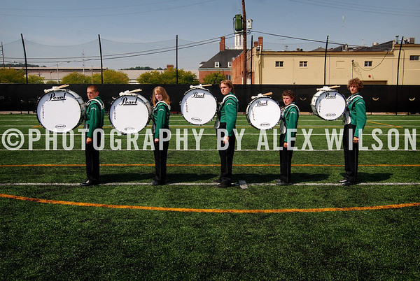 2009 Drumline photos