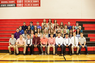 2019 Kingman 8th grade Promotion