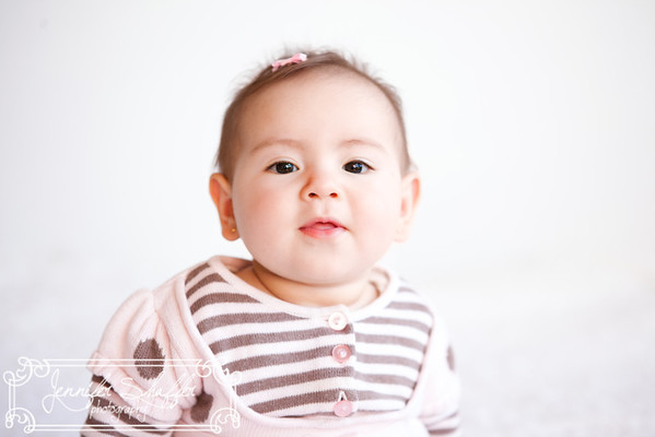 Abbi 6 month session highlights